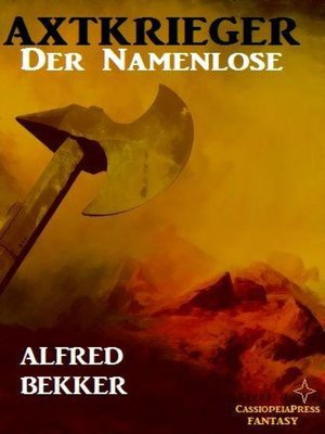 cover image of Axtkrieger--Der Namenlose