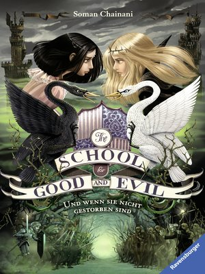 cover image of The School for Good and Evil, Band 3