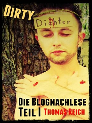 cover image of Dirty Dichter--Die Blognachlese