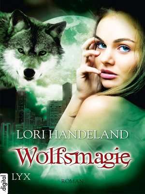 cover image of Wolfsmagie