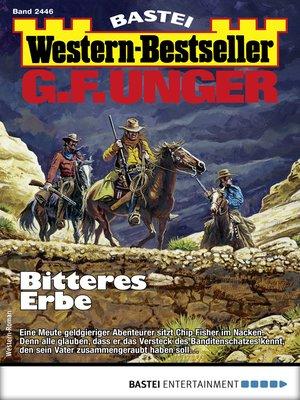 cover image of G. F. Unger Western-Bestseller 2446--Western