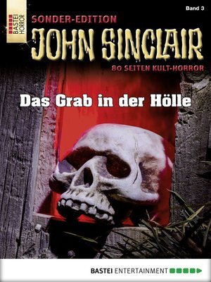 cover image of John Sinclair Sonder-Edition--Folge 003