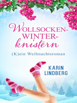 cover image of Wollsockenwinterknistern