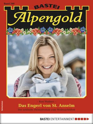 cover image of Alpengold 260--Heimatroman