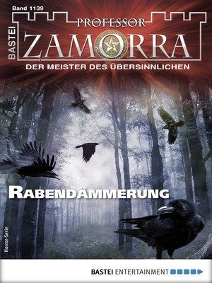 cover image of Professor Zamorra 1139--Horror-Serie