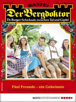 cover image of Der Bergdoktor 2023--Heimatroman