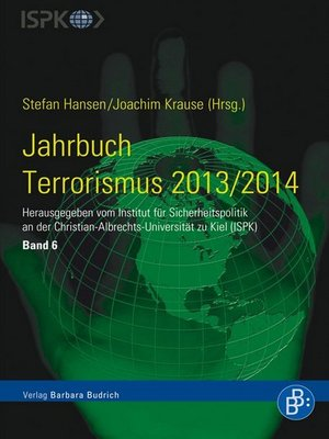 cover image of Jahrbuch Terrorismus 2013/2014