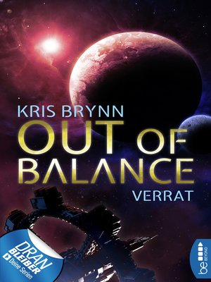cover image of Out of Balance--Verrat