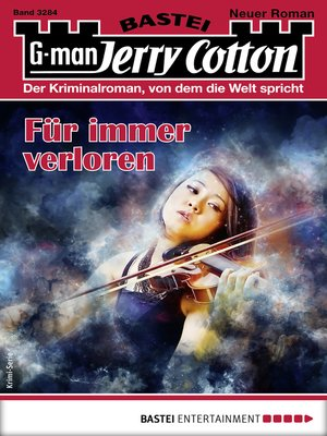 cover image of Jerry Cotton 3284--Krimi-Serie