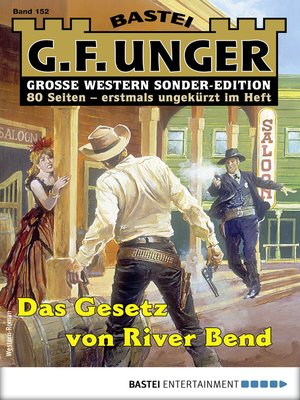 cover image of G. F. Unger Sonder-Edition 152--Western