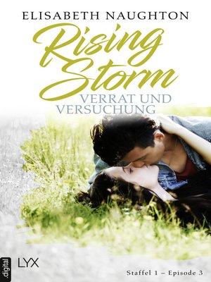 cover image of Rising Storm--Verrat und Versuchung