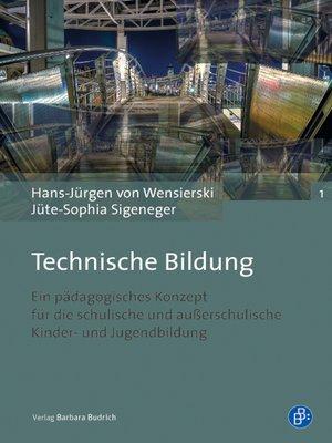 cover image of Technische Bildung