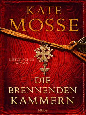 cover image of Die brennenden Kammern