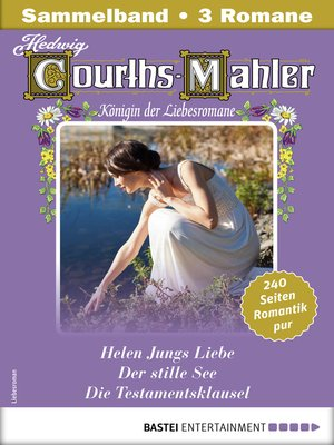 cover image of Hedwig Courths-Mahler Collection 14--Sammelband