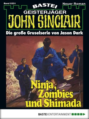 cover image of John Sinclair--Folge 0331