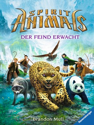 cover image of Spirit Animals 1
