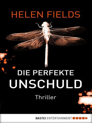 cover image of Die perfekte Unschuld