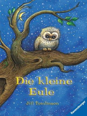 cover image of Die kleine Eule