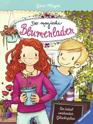 cover image of Der magische Blumenladen 2