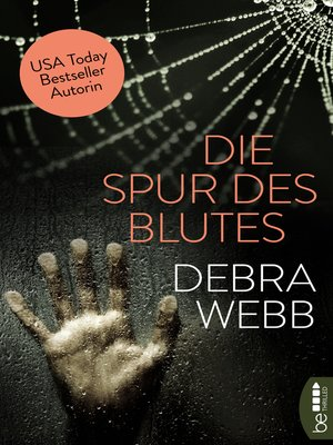 cover image of Die Spur des Blutes