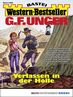 cover image of G. F. Unger Western-Bestseller 2458--Western
