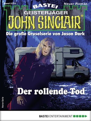cover image of John Sinclair 2121--Horror-Serie