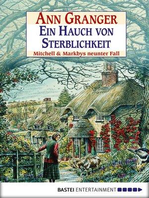 cover image of Ein Hauch von Sterblichkeit