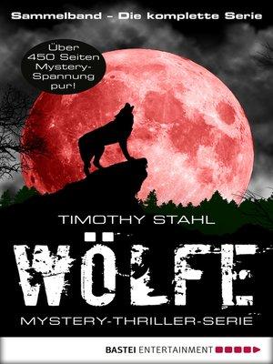 cover image of Wölfe--Mystery-Thriller-Serie Sammelband