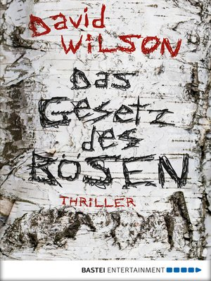 cover image of Das Gesetz des Bösen