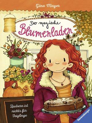 cover image of Der magische Blumenladen 3
