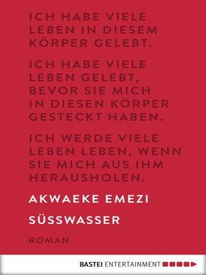cover image of Süßwasser