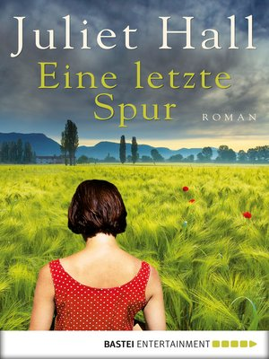 cover image of Eine letzte Spur