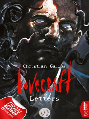 cover image of Lovecraft Letters--VIII