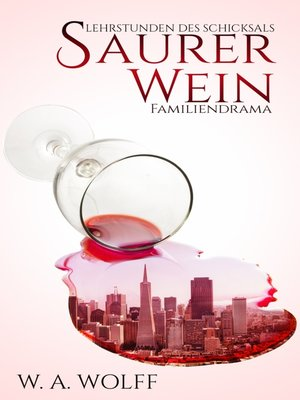 cover image of Saurer Wein