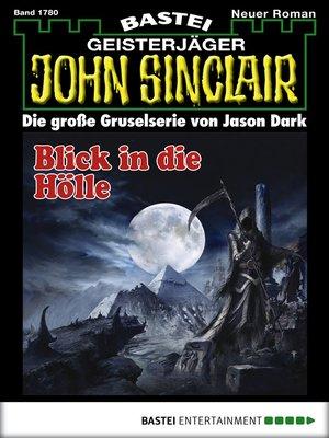 cover image of John Sinclair--Folge 1780