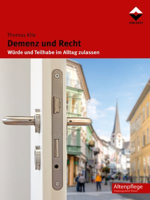 cover image of Demenz und Recht