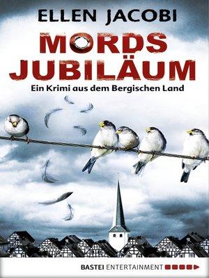 cover image of Mordsjubiläum