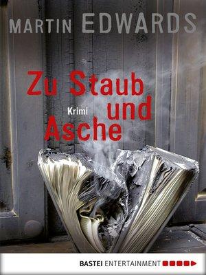 cover image of Zu Staub und Asche