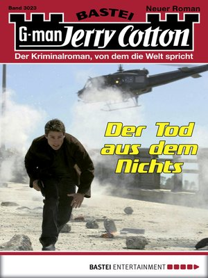 cover image of Jerry Cotton--Folge 3023