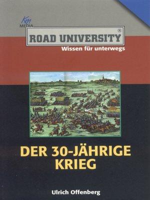 cover image of Der 30-Jährige Krieg