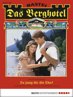 cover image of Das Berghotel--Folge 146