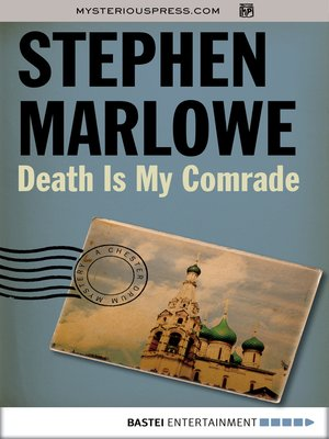 cover image of Death Is My Comrade