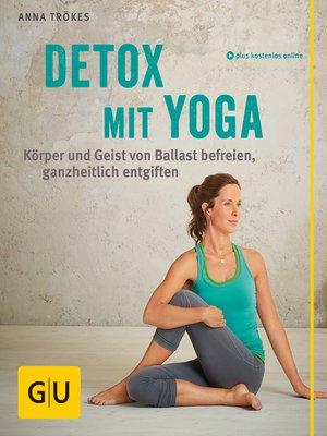 cover image of Detox mit Yoga