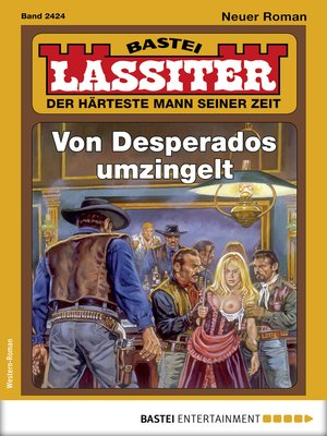 cover image of Lassiter 2424--Western