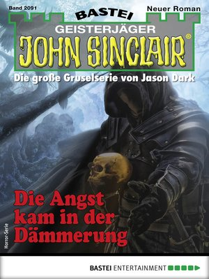 cover image of John Sinclair 2091--Horror-Serie