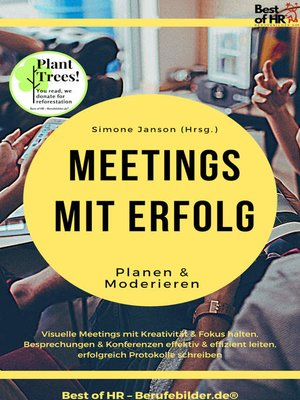 cover image of Meetings mit Erfolg planen & moderieren
