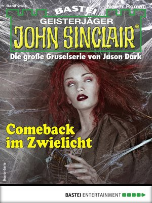 cover image of John Sinclair 2131--Horror-Serie