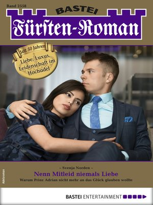 cover image of Fürsten-Roman 2558--Adelsroman