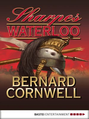 cover image of Sharpes Waterloo