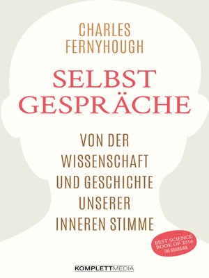 cover image of Selbstgespräche